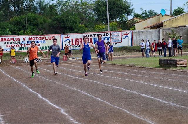Atletismo en San Ignacio y Hohenau