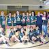 JOGOS DA JUVENTUDE 2018 - URAÍ: Siqueira Campos é campeão no voleibol feminino