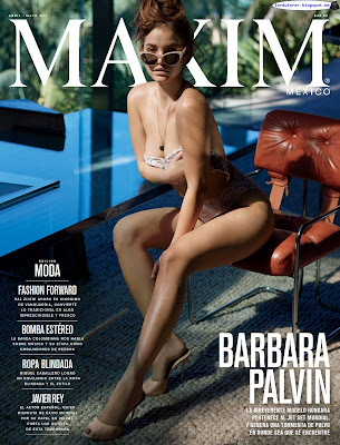 Barbara Palvin - Maxim Mexico 2017 Abril Mayo (36 Fotos HQ)