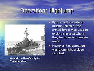 Operation Highjump secret Antarctica mission to invade.