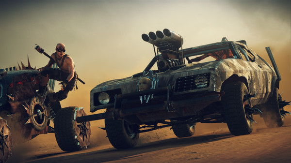 Download mad max  games