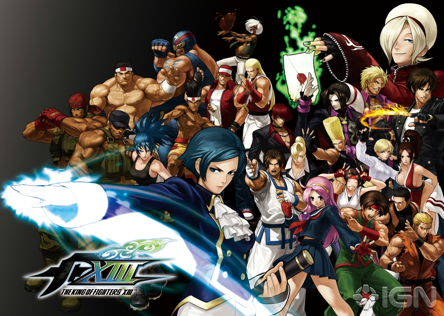 Free Download Pc Game King Of Fighter Xiii Full Rip Version