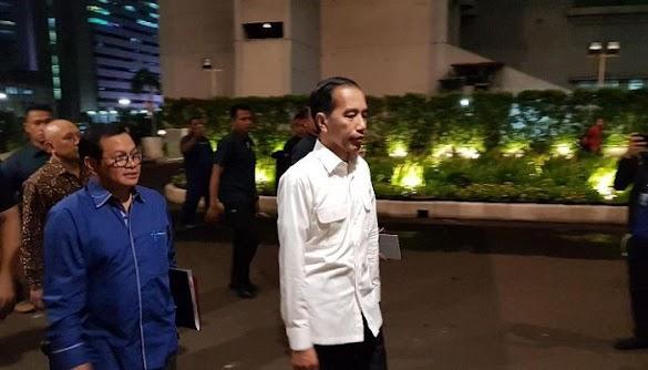 Pernyataan Jokowi Soal Latihan Debat Dijadikan Bahan Psywar Oleh Twitter Gerindra