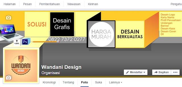 Cover facebook keren dan Kreatif