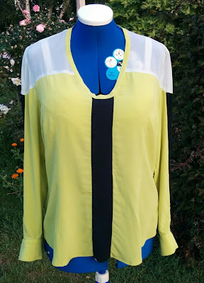 Creates Sew Slow: AM Lavish Shirt - front