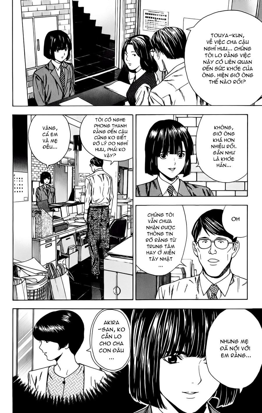 Hikaru No Go hikaru no go chap 121 trang 8