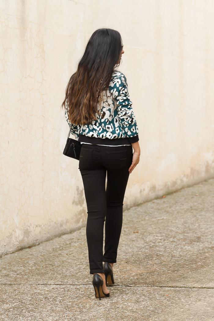 Blogger de moda valenciana estilo