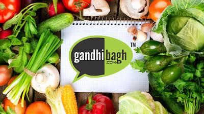 vegetables online
