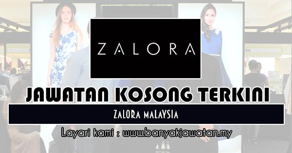 Jawatan Kosong 2018 di ZALORA Malaysia