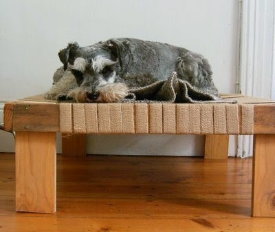 Econotas Com Camas Para Perros Con Palets Reciclados