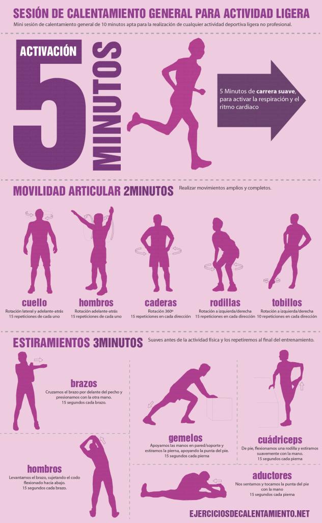 Bajar de peso en una semana ejercicios de estiramiento