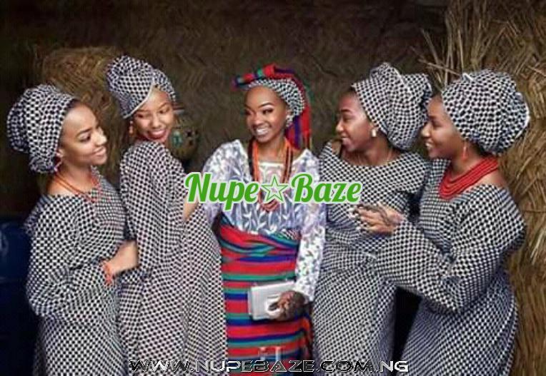Aisha mahmud nupe music, Nupe song by aisha mahmud chin bo nnan