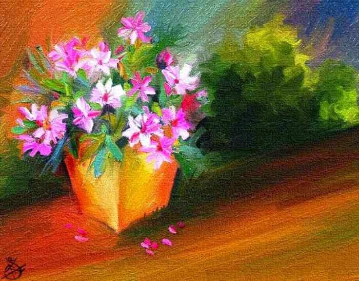 Цифровая живопись. Kiran Kumar