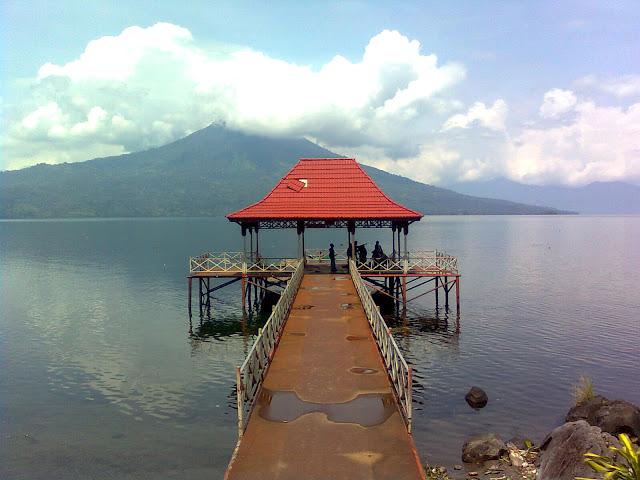 Danau Ranau adalah Danau Terbesar Kedua