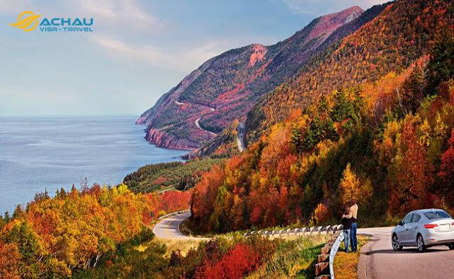 Top 5 tuyến đường tuyệt vời nhất nước Mỹ6