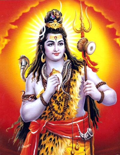 Lord Shiva Symbol Images