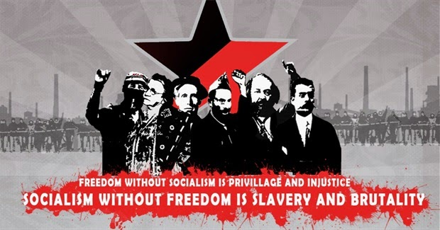 Difference Between Communism and Anarchism