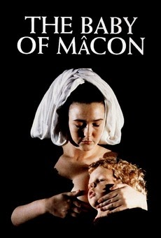 Poster The Baby of Macon