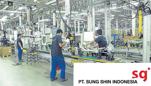 Lowongan Kerja PT. Sung Shin Indonesia, Jobs: Operator Produksi