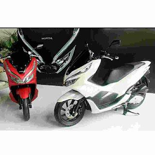 Sewa Motor Pcx Di Bali