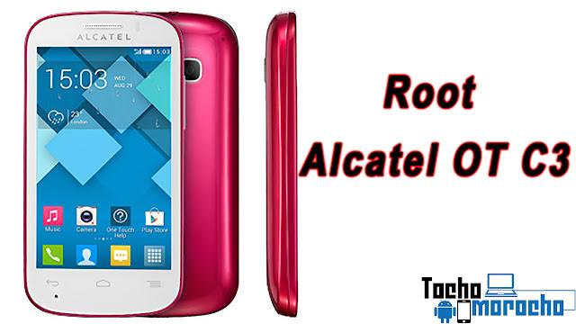 Cómo ROOTEAR Alcatel OT C3 4033A y otros modelos Alcatel