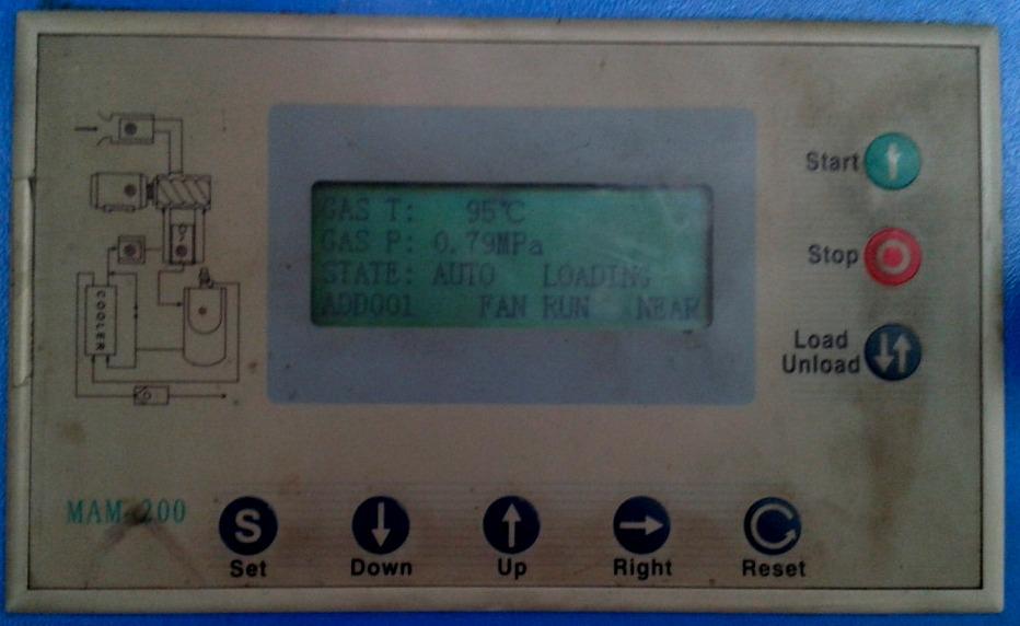 Mengatasi Overheating Pada Screw Air Compressor
