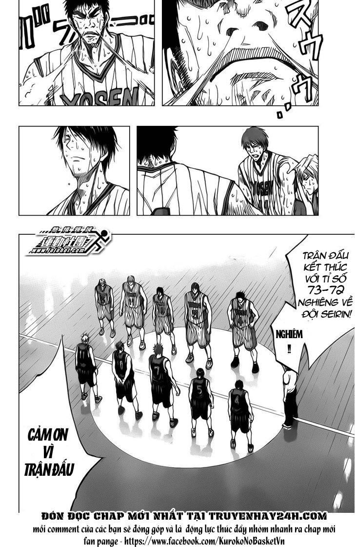 Kuroko No Basket chap 169 trang 6