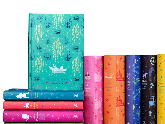 Puffin Classics 10 set edition Oh my goodness, I need these books on my bookshelves!!
