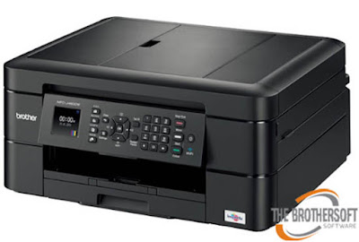 Brother MFC-J480DW Drivers Download For Windows