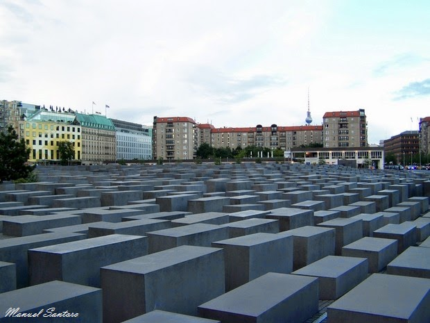 Berlino, Memoriale dell'Olocausto