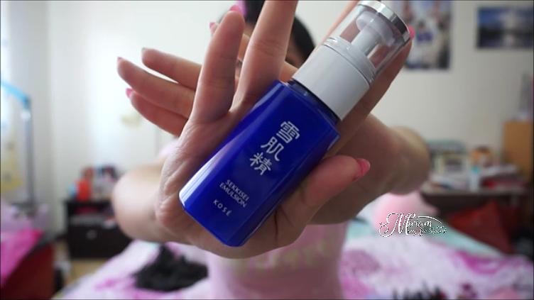 KOSÉ SEKKISEI Trial Kit Review + Daily Makeup Tutorial