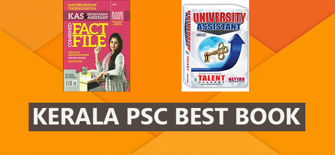 Best Book For All Kerala PSC Examination Degree/ Plus Two