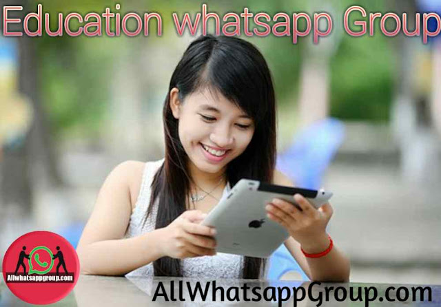 Education whatsapp Group Link