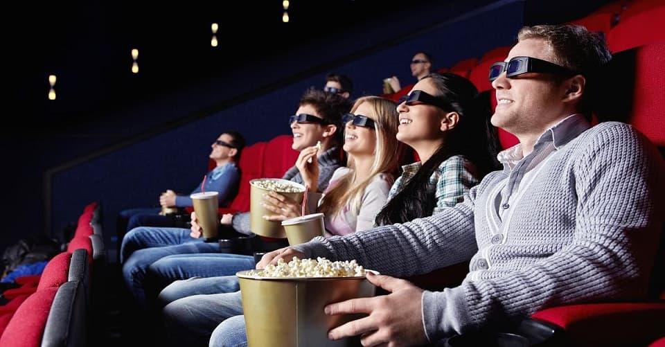 3D-фильмы, 3D-кино, почему 3D умирает и уходит в прошлое, люди перестали ходить на 3D в кинотеатры, 3D гиммик