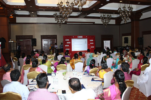 Educomp School Conclave in Chennai to discuss new innovation that fosters life long interest in the sciences and mathematics.