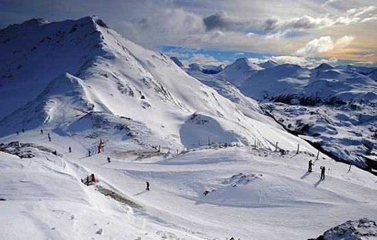 Cerro Castor em Ushuaia