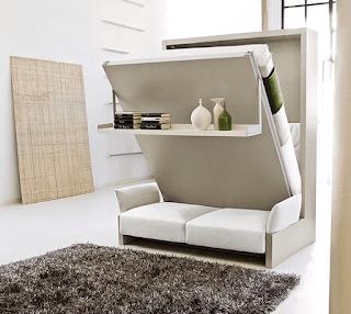 Sofa + Tempat tidur