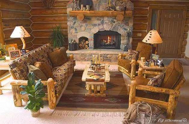 Estilo rústico en la decoración del hogar