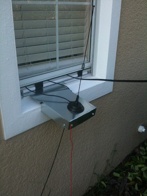 Adventures In Ham Radio  Another Antenna  2m Mobile For