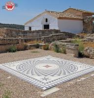Segóbriga - Termas Monumentales y Casa