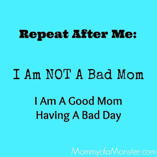 good mom bad day