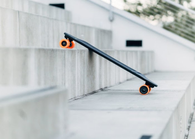 Exway customisable electric skateboards