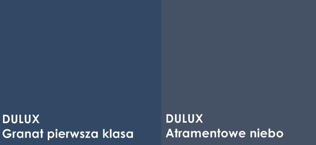 941f7f15ebeb94 Bo generalnie w Polsce granat w formie farby do ścian jest średnio  dostępny. Tak naprawdę to w stałej ofercie gotowych kolorów znajdziesz  tylko dwa odcienie ...