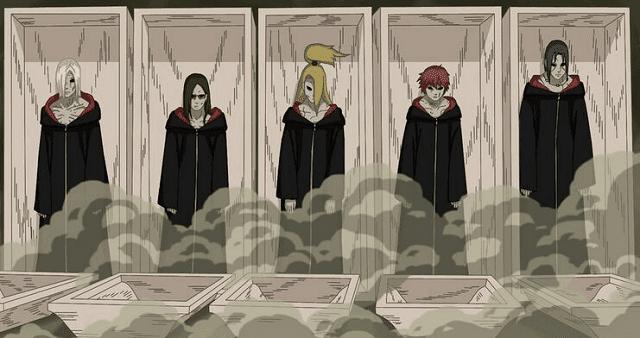 Edo Tensei adalah Fuinjutsu terpopuler di Naruto