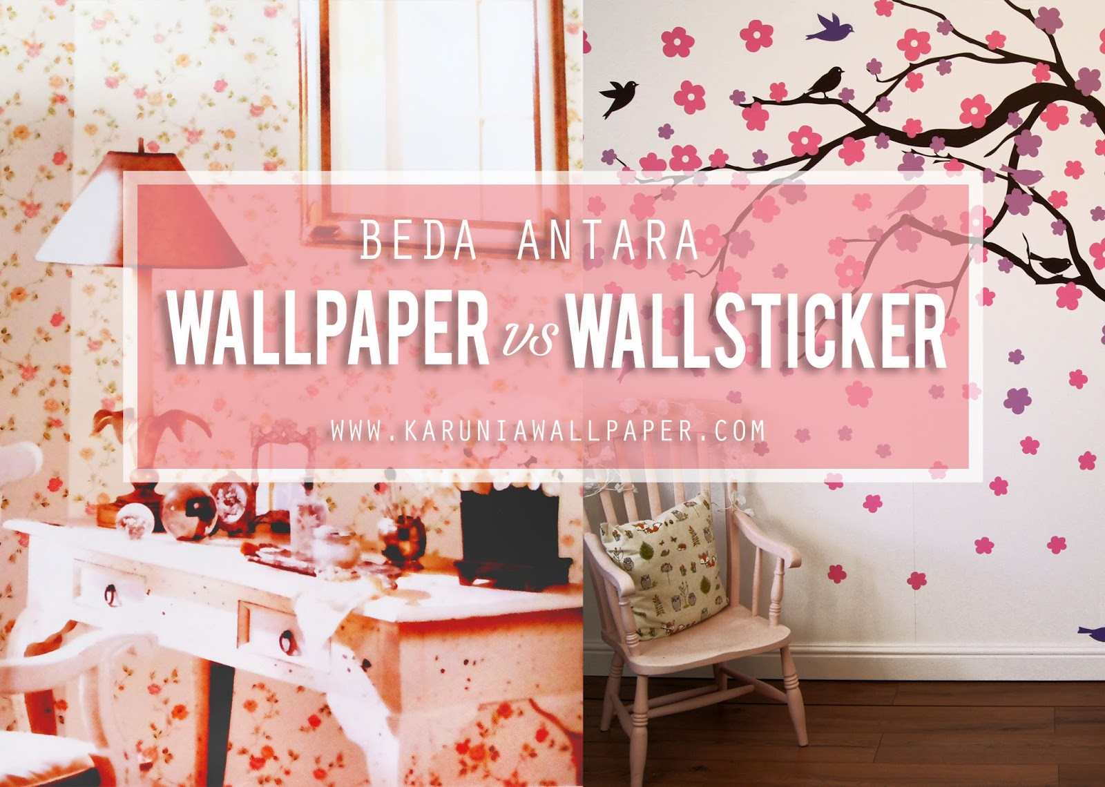 wallpaper wallsticker surabaya