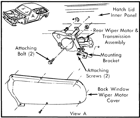 1978 Chevy Headlights Wiring Diagram