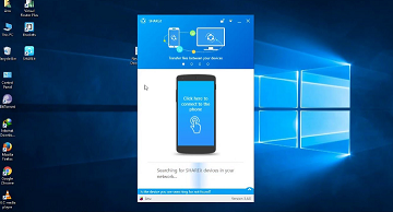 SHAREit For Windows 10
