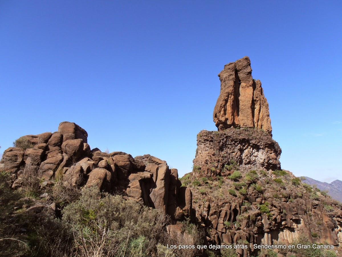 Roque del Cofre o Mulato