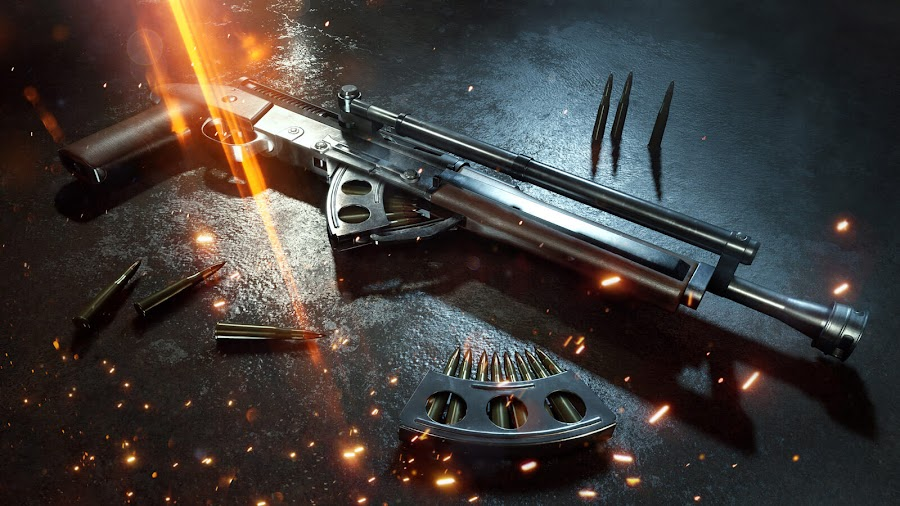 battlefield 1 apocalypse dlc weapons