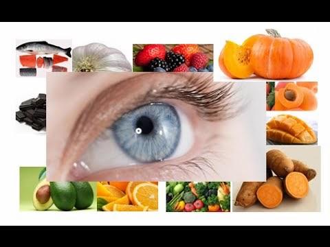 gambar makanan untuk kesehatan mata